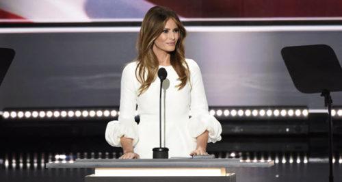 من هي ميلانيا ترامب زوجة دونالد ترامب؟