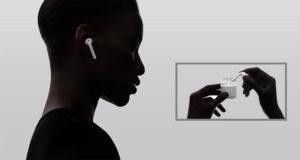 أبل تعلن إطلاق سماعات Airpods الجديدة الأسبوع المقبل