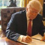 دونالد ترامب يصدر قانونا جديدا للهجرة لا يشمل العراقيين