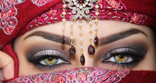 صاحبة أجمل عيون في العالم